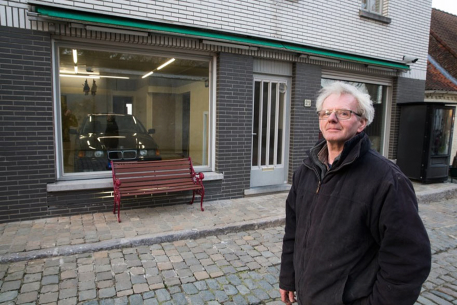 City Council Refused This Man A Garage Permit, So He Found A Clever Solution